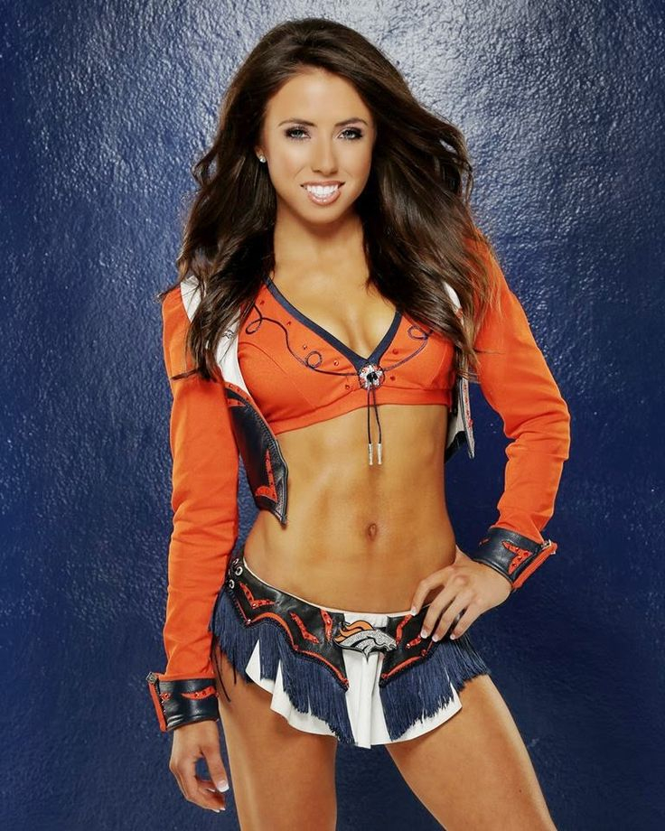 Apologise, but The broncos cheerleaders naked have