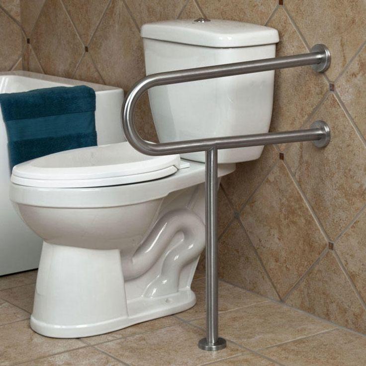 Handicap Bathroom Rails