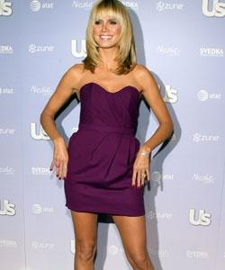 Heidi Klum is reported be be a big fan