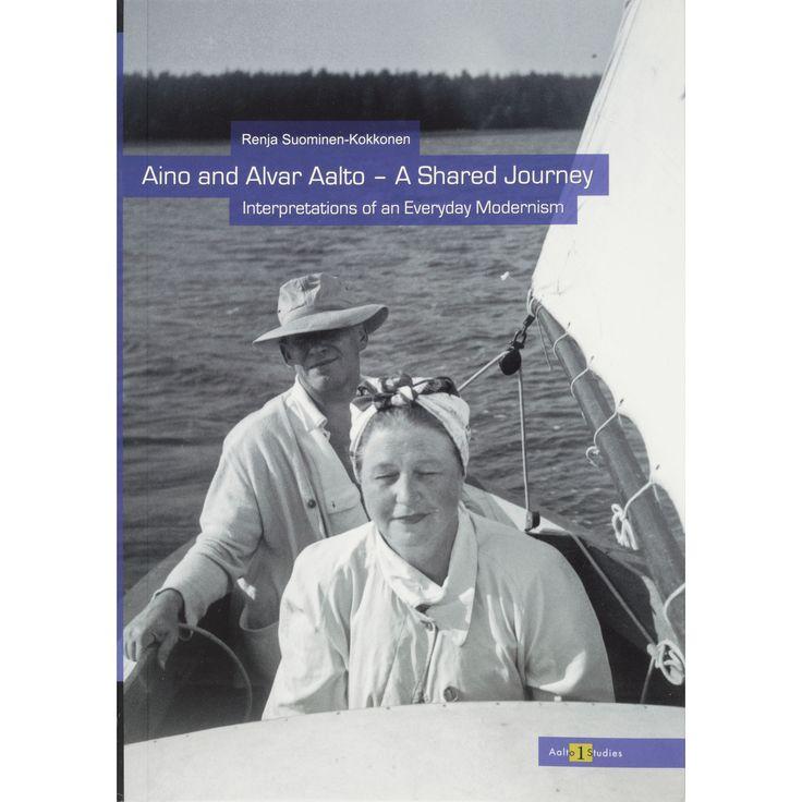 Aino and Alvar Aalto - A Shared Journey #alvaraalto