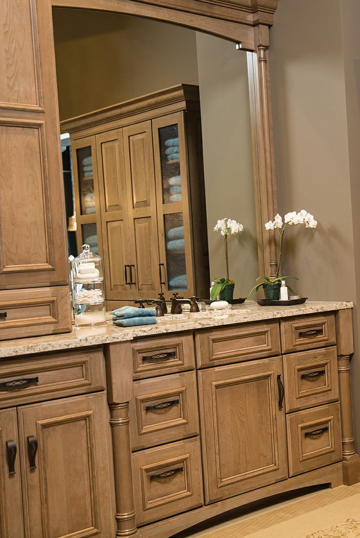 Beautiful Bathroom Cabinetry And Linen Storage Dura