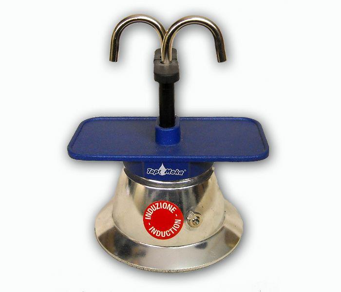 caffettiera induzione | Caffettiera espresso ad induzione (Mini02T-I Blu) - Artigianato Italia ...