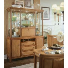 American Drew Antigua Collection China Cabinet     Lowest Price Online On  All American Drew Antigua Collection China Cabinet