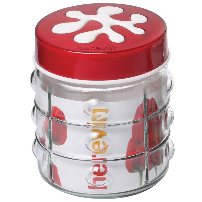 Buy Jar Glass Container 1.5 L - Storage Jars and more #Homeware, #Kitchenware and #Cookware products at Popat Stores. #StorageJars