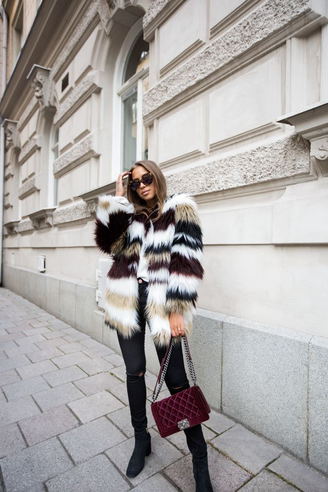 THAT (FAUX) FUR | KENZA | Bloglovin'