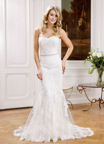 Olva available to hire or buy at Bella Su'lize Bridal Boutique