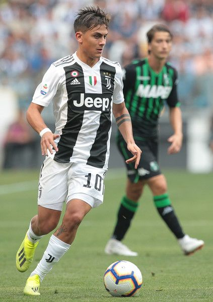e1464a3ef Paulo Dybala Photos - Paulo Dybala of Juventus FC in action during the  serie A match between Juventus and US Sassuolo at Allianz Stadium on  September 16, ...
