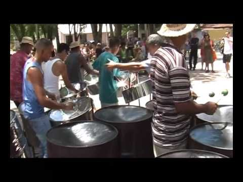 Hotel California - STEEL BAND CUBA - YouTube