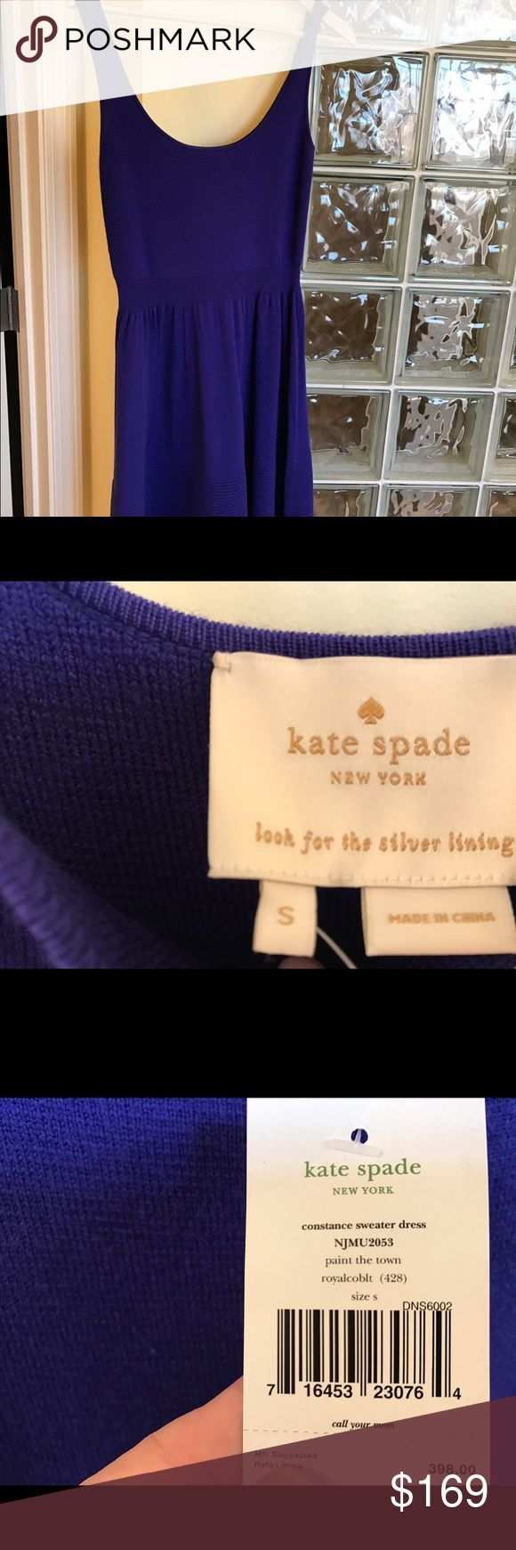 Awesome Sweater Dress Kate Spade royal blue sweater tank dress Kate Spade royal blue tank sweater dres... Check more at http://24myshop.tk/my-desires/sweater-dress-kate-spade-royal-blue-sweater-tank-dress-kate-spade-royal-blue-tank-sweater-dres/