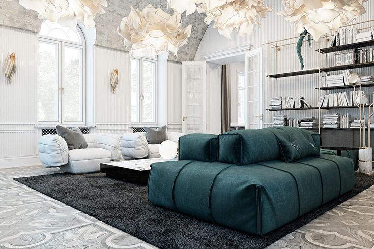 豪华内部设计灵感葡萄牙 - 家具品牌16奢华内部设计灵感葡萄牙 - 家具品牌16