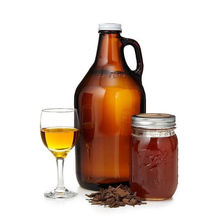 Make your own mead at home with this comprehensive kit.