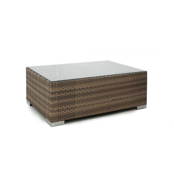 Coffee table of modular unit - Indoor braai room