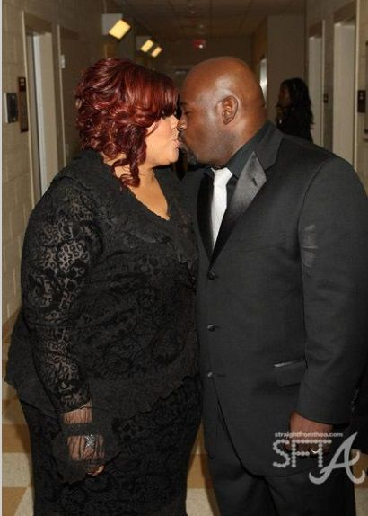 Have You Notice Tamela Mann And David Mann Kissing?   Back in 2009 of Meet The Browns days.  Tamela and David Mann at the 17th Annual Trumpet Awards