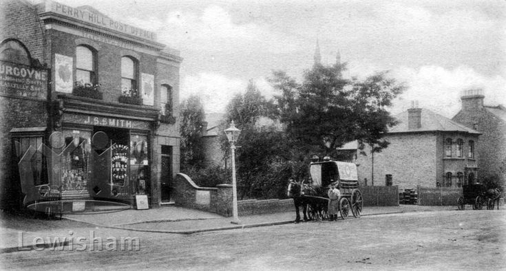 Post Office, Perry Hill, Catford - Lewisham Borough PhotosLewisham Borough Photos