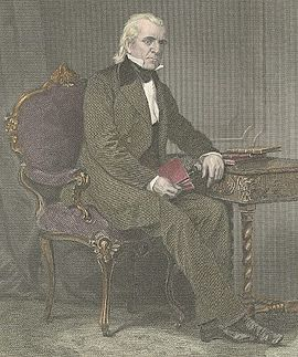 James K. Polk - Conservapedia