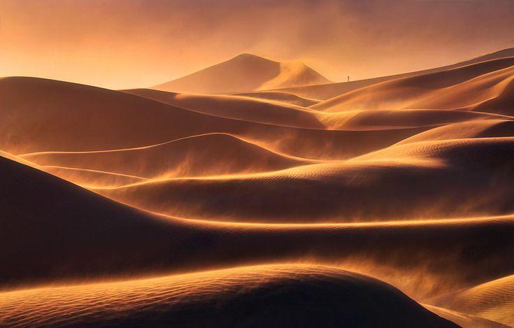 Walking the Flames, by Marc Adamus