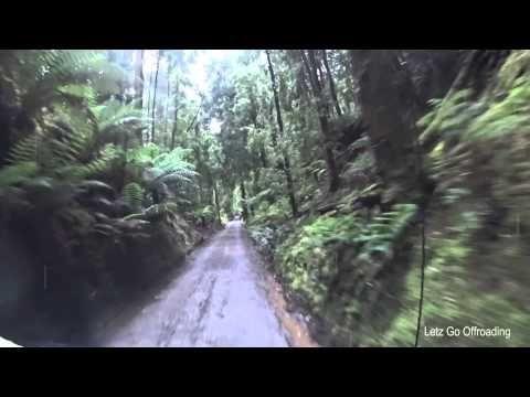 Tasmania 4wd Adventure: Darwin Dam To Bird River