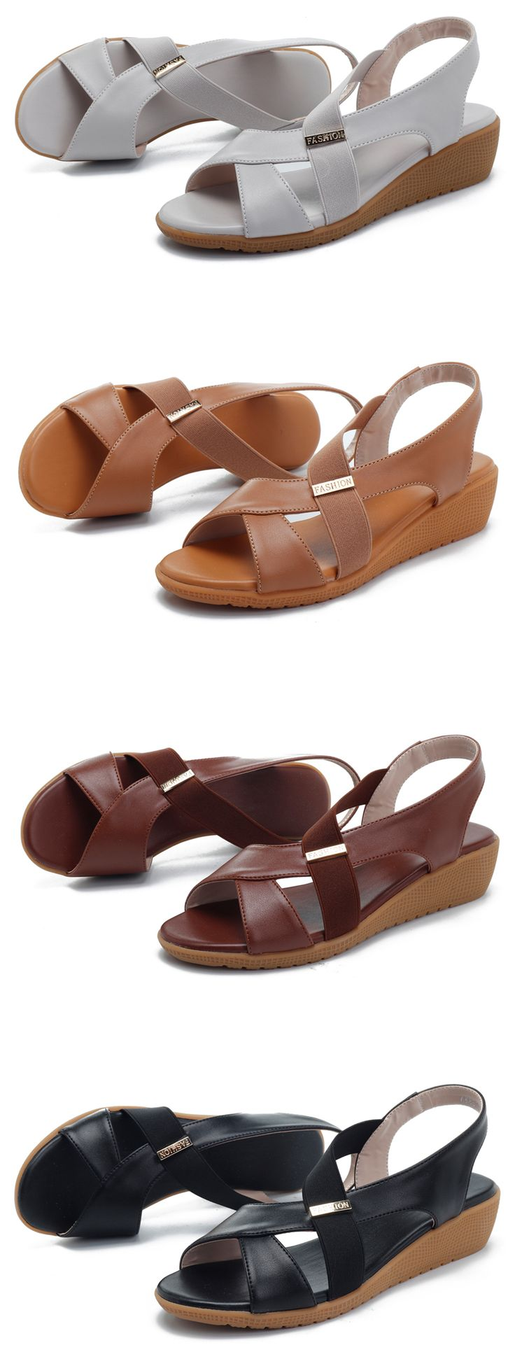 331 Best Zapatos Images On Pinterest Flats Ladies Shoes And Yongki Komaladi Gabriel Ballerina Yellow Us4507 Large Size Leather Wedges Wearable Casual Sandals