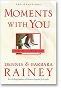 Moments Together Daily Devotional for Couples, Dennis and Barbara Rainey, Devotions