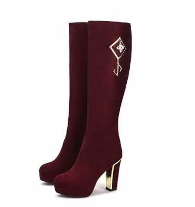 Botas tacón alto para mujer botas y botines Tacon Alto mujer Botas Noe.Moda