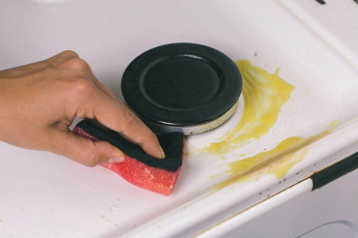 Domácí čisticí prostředky