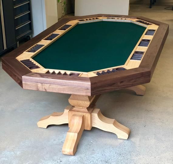 Hardwood Poker Table Professional Gaming Table Man Cave Poker Table Plans Custom Poker Tables Poker Table