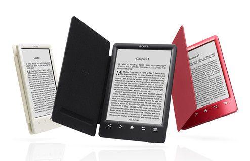 """UN'IDEA REGALO AL GIORNO...  Sony E-BOOK Reader T3 6"""" E-Ink 2GB WiFi SD COVER NERA INTEGRATA  IDEALE PER FARE UN REGALO A CHI AMA LEGGERE TANTO!  129 euro"""