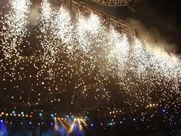 indoor fireworks from overhead - Google Search
