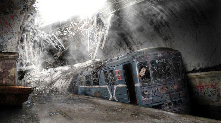 Метро-2: что скрывают тоннели под Москвой (7 фото)  http://nlo-mir.ru/secret/54733-metro2.html  {{AutoHashTags}}