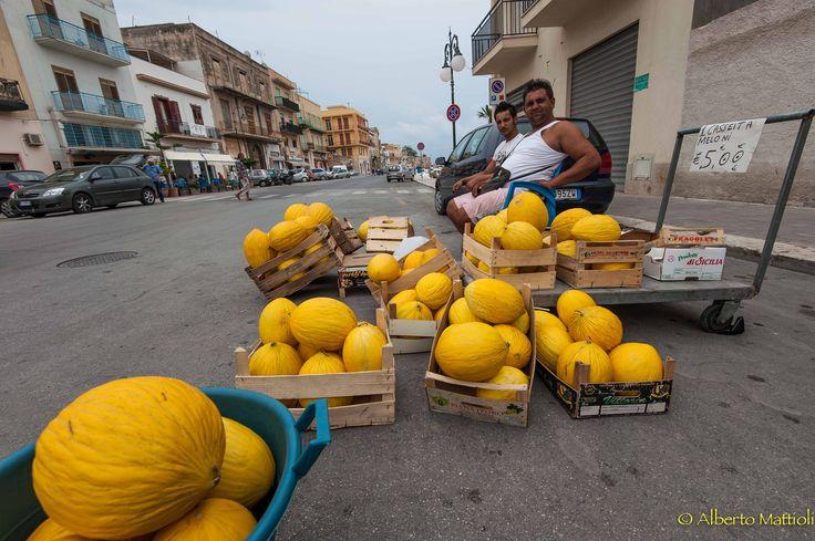 Meloni a Trapani