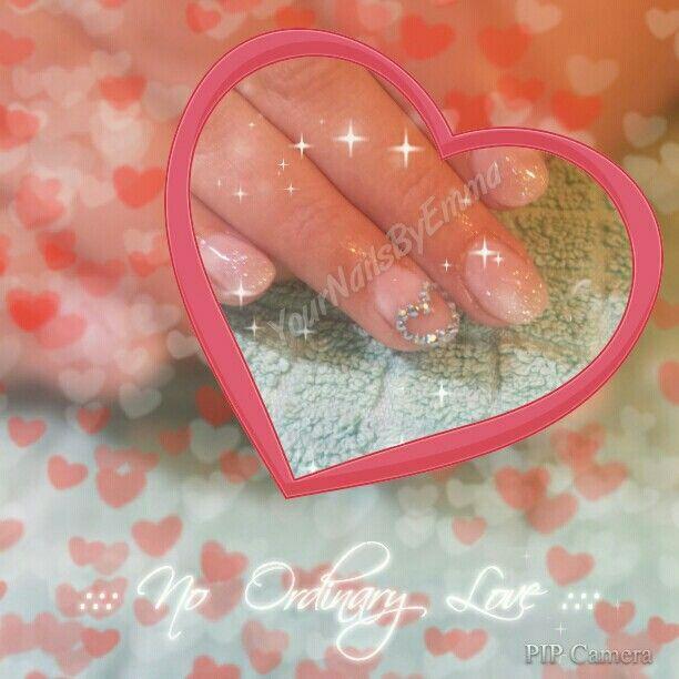 Wedding nails xx