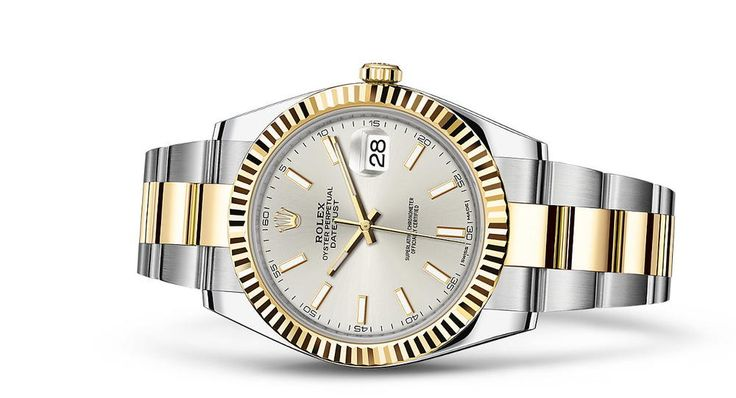 Rolex Oyster Perpetual Datejust 41 | TheWatchIndex.com