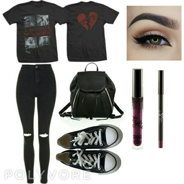 5sos concert outfit xx