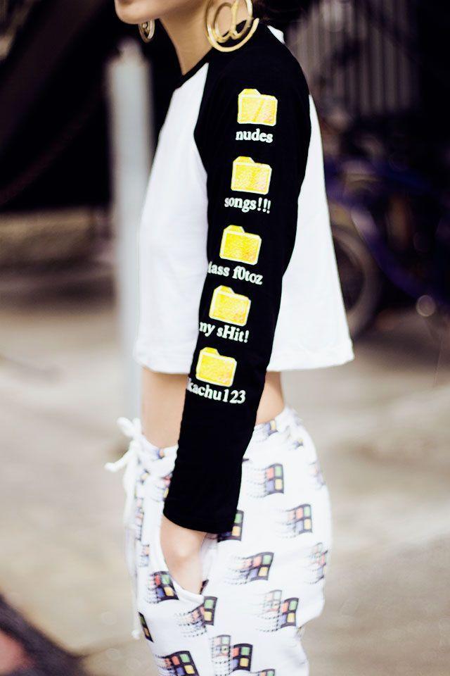 The 25+ best Vaporwave fashion ideas on Pinterest ...