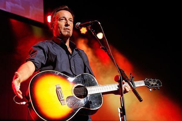 Read our shockingly revealing Q&A on 'High Hopes' and Bruce Springsteen's future plans: rol.st/1cF723j