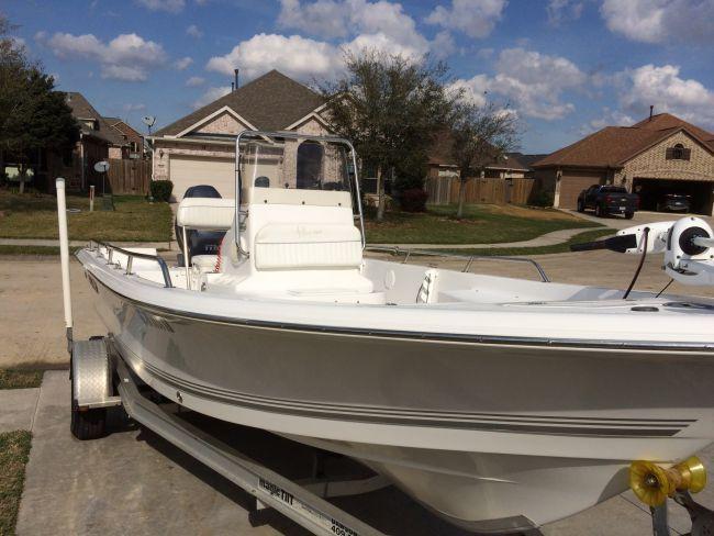 2005 Sea Pro 19 SV W/ 115 Yamaha 4 Stroke Bay Boat For Sale in Outside Louisiana - Louisiana Sportsman Classifieds, LA