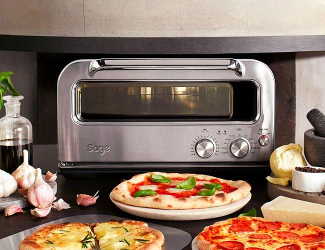 Breville Is Making A Wood Fired Pizza Oven That Can Fit On Your