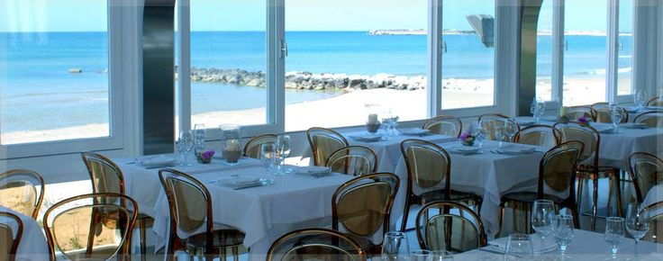 Da Vittorio, Porto Palo, Sicily. restaurant near nice beach - v close to Selinunte. Ristorantevittorio.it