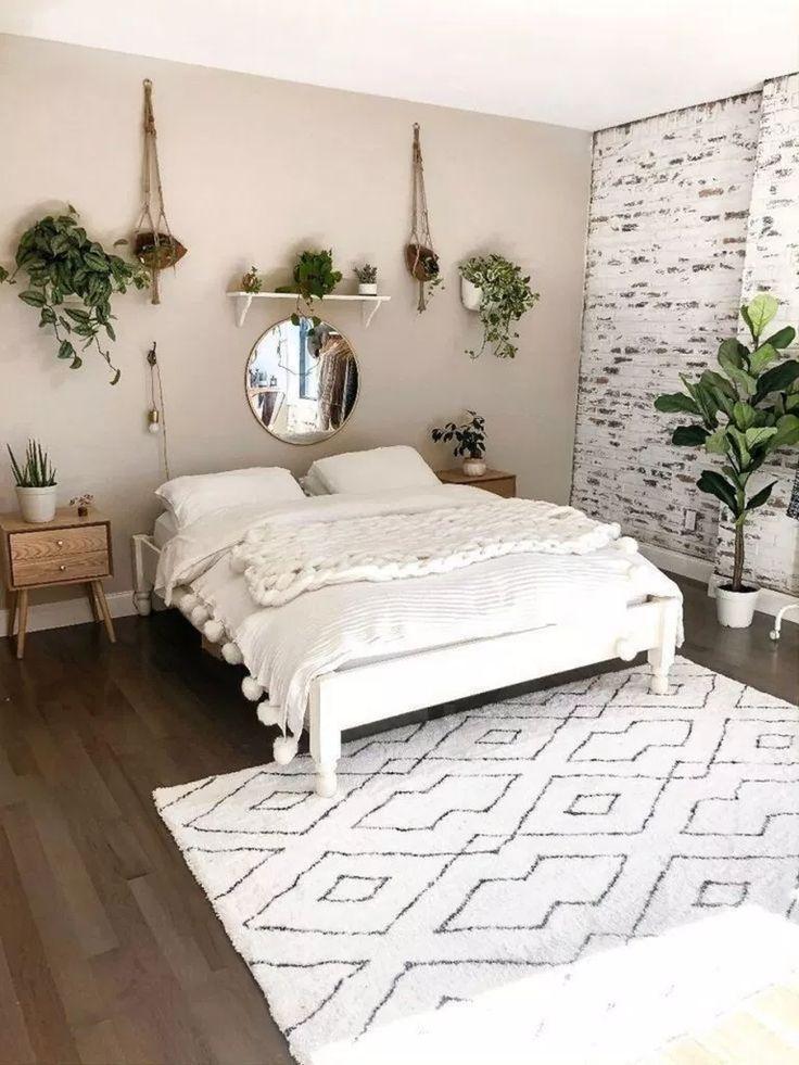 unglaublich ✔71 gemütliches minimalistisches Schlafzimmer, das Ideen mit speziellem Blick verziert 62