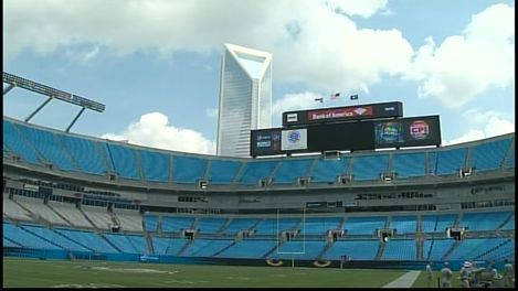 Near-record demand for Panthers playoff tickets