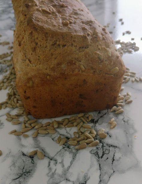 [Rezept] Dinkelvollkornbrot - Das schnelle 5 Minuten Brot -