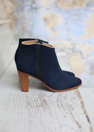 Bottines Dakota // Collection automne hiver chaussures - www.sezane.com  #sezane #bottines #dakota
