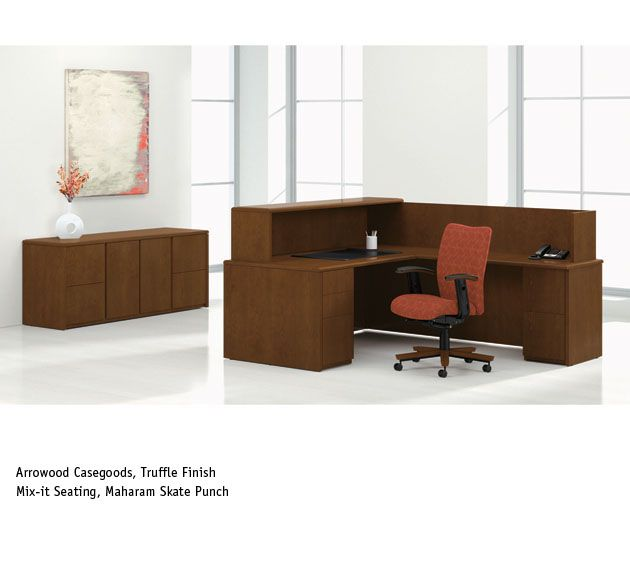 pin by national office furniture on reception desks