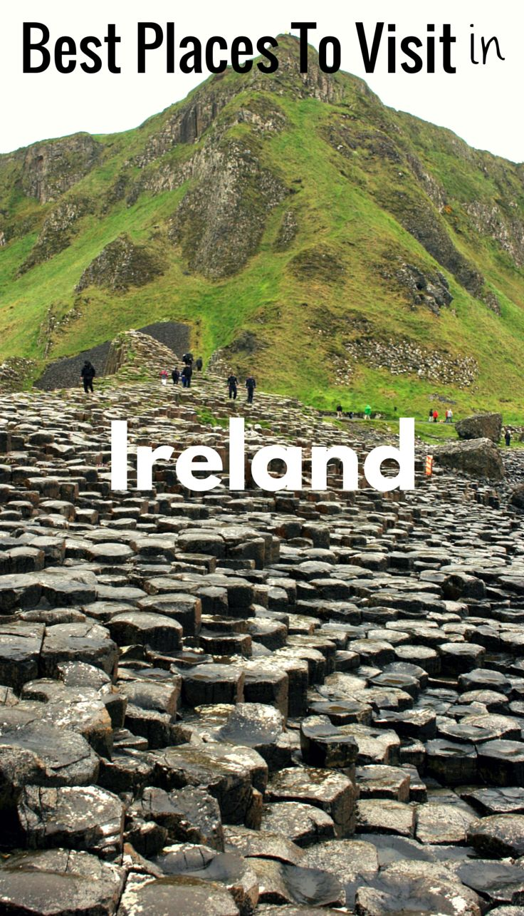 Includes: the most beautiful places in the Ireland, the best things to do in the Ireland, plus where to visit in the land of beautiful nature, must visit places, and incredible people.