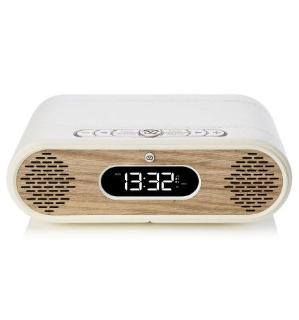 VQ Rosie-Lee DAB+ Digital Radio Cream & Real Oak - $229
