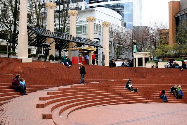 Best Pioneer Courthouse Square Portland Oregon Public 400 x 300