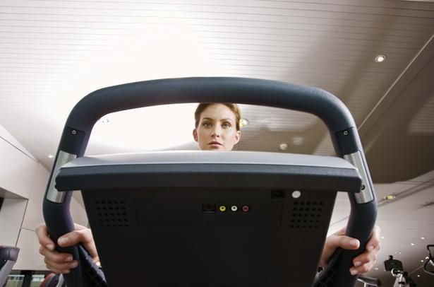 Treadmill Routines to Lose Belly Fat for Beginners Jupiterimages/Goodshoot/Getty Images