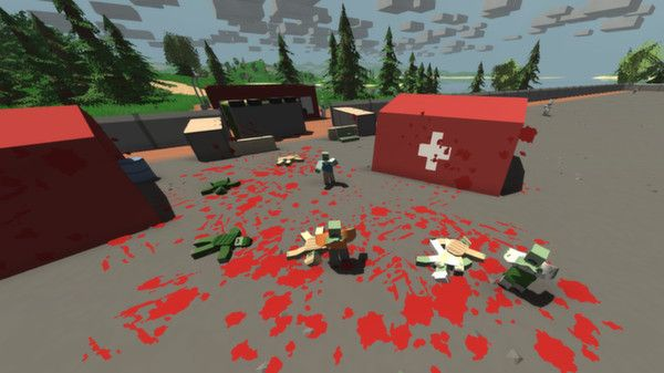 Zombie fans, welcome to the ultimate game of survival. This little gem was created by 16 year old Canadian, Nelson Scott. A fusion of Minecraft and DayZ, Unturned takes the idea of zombie survival dead serious.