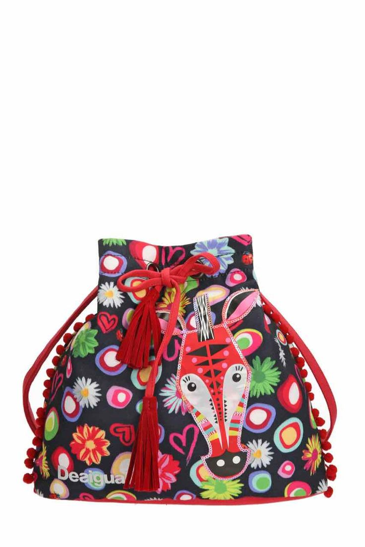 61X31G1_2000 Desigual Girl Bag Saso
