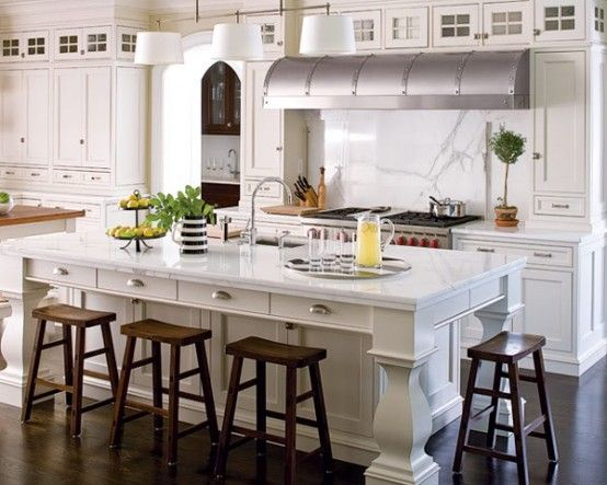 20 Awesome And Creative Kitchen Island Design Ideas